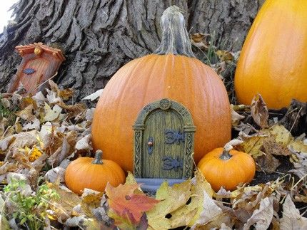 Visit the farmers ruin and pumpkin pixies village
